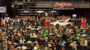43rd Annual Barrett Jackson on National Geographic Channel and FOX on Saturday.