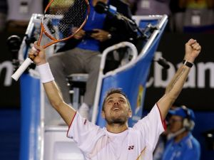Stanislas 'Stan' Wawrinka won the Australian Open on Australia Day.