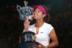 Li Na, China's #1 athlete, won the 2014 Australian Open on Saturday.