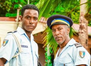 BBC One 'Death In Paradise' Was #1 In The UK on Tuesday.