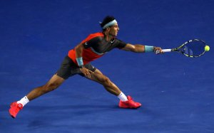 Rafael Nadal Wins Semi-Final in the 2014 Australian Open on Friday.
