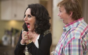 ITV's 'Birds Of A Feather' Topped All In The UK on Thursday.