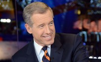 Brian Williams will begin anchoring 'NBC Evening News' from Sochi February 6, 2014.