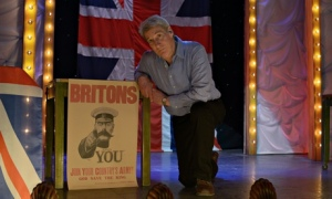 BBC One' 'Britain's Great War' was #1 on Monday in The UK.