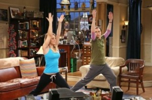 CBS and 'The Big Bang Theory' was the #1 on Thursday.