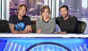 Still dominant, 'American Idol' with Keith Urban, Jennifer Lopez and Harry Connick, Jr. get FOX back on top.
