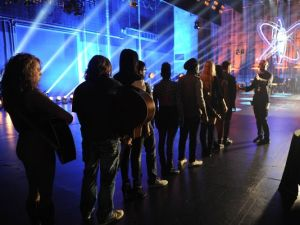 FOX' 'American Idol' Topped All Comers on Wednesday as 'Hollywood Week' began.