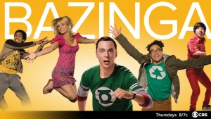 CBS' 'The Big Bang Theory' #1 in the U.S. on Thursday.