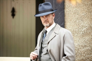 Craig McLachlan stars in 'The Doctor Blake Mysteries', the top non-news program of the evening in Australia.