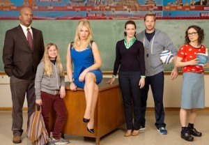 CBS to launch 'Bad Teacher'   when 'The Crazy Ones' conclude their first season.
