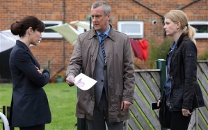 ITV's 'DCI Banks' Topped All In The UK on Monday.