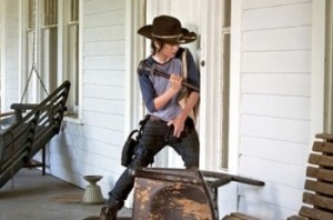 AMC's 'Walking Dead' premiere drew huge numbers to top cable and a bit more on Sunday.