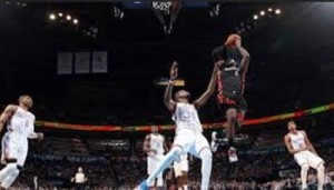 TNT top cable network on Thursday with Miami Heat defeating the Oklahoma City Thunder