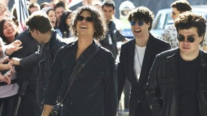 'Never Tear Us Apart: The Untold Story of INXS' was #1 on Sunday in Australia.