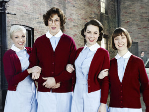 BBC One's 'Call The Midwife' was #1 on Sunday.