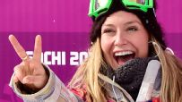 Jamie Anderson's dominant second run on slopetyle brought home the Gold at the Winter Olympics.