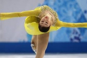 Figure skating at the Olympics. Historically it is the #1 draw of the winter games.