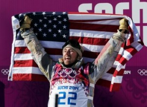Sage Advice. Park City Brings 1st Gold Of The Games To America.