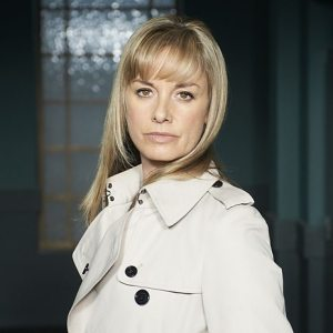New boss on BBC One's 'New Tricks' on Friday.