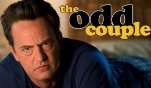Mathew Perry to star in 'The Odd Couple' potentially coming back to television at CBS.