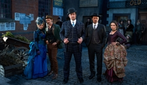BBC America renews 'Ripper Street' for third season.