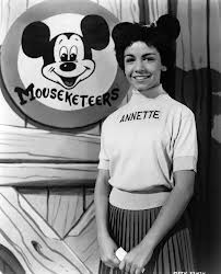 Annette on 'The Mickey Mouse Club' on ABC.