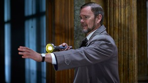 'The Doctor Blake Mysteries'  which was about cinema patrons who are shocked when a fire breaks out in the projection booth during a packed screening of Hitchcock's Vertigo, was #1 non-news program in Australia on Friday.