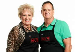 Seven's 'My Kitchen Rules' #1 on Tuesday in Australia.