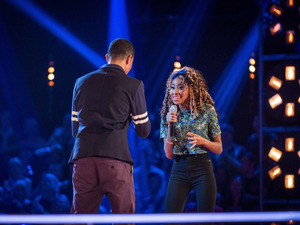 BBC One's 'The Voice UK' edged out ITV for the top spot on Saturday.