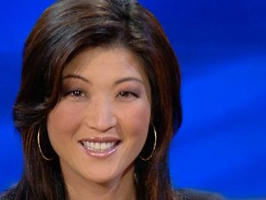 Juju Chang Takes McFadden's place as host of 'Nightline' on ABC
