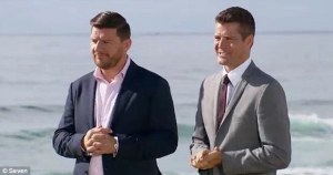 Pete and Manu told the teams to separate into a white and black aproned groups, with the highest scorers winning immunity from the upcoming elimination on Australia's #1 program on Sunday, 'My Kitchen Rules'