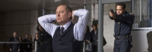 NBC's 'The Blacklist' starring James Spader was the #1 drama on television on Monday.