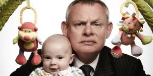 ABC1's 'Doc Martin' was #1 drama in Australia on Saturday.