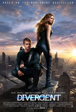 'Divergent' #1 at the box office this weekend.