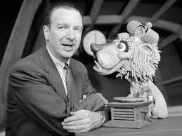Walter Cronkite was the host of CBS' 'The Morning Show' which began in 1954.