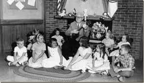 DuMont's 'Movies for Small Frys' was the first successful children's program.