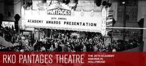 25th Annual Academy Awards were the first televised in 1953.