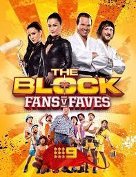 Nine's 'The Block: Fans v Faves' both #1 on Sunday in Australia.