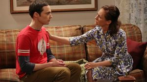 CBS' 'The Big Bang Theory' was again #1 on Thursday with Jim Parsons and Laurie Metcalf pictured above in the episode 'The Mommy Observation'
