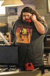 Jorge Garcia is going back to the island. The 'Lost' star  has been promoted to series regular for 'Hawaii Five-O'.
