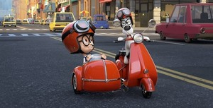 'Mr. Peabody & Sherman' is the #1 domestic movie this weekend.