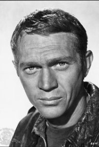Steve McQueen made his television debut in the 'Goodyear Playhouse' in 'The Chivington Raid'.