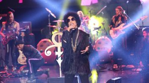 The legendary 'Prince' was the special guest on 'The Arsenio Hall Show' on Wednesday and blew the roof off of the ratings.