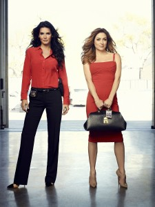 'Rizzoli & Isles' with stars Angie Harmon and  Sasha Alexander, was cable's top program Tuesday and the #3 program in its time slot on all television.
