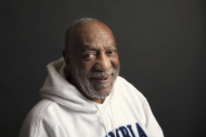 Bill Cosby bring his creative genius to the 'Tonight Show with Jimmy Fallon' with an insane tightrope walk.