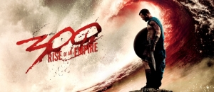 The Top Movie of the Weekend, '300: Rise of An Empire'.