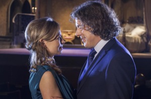 BBC One's 'Jonathan Creek' was the #1 program in the UK outside of the soaps on Friday.