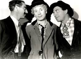 The incomparable Marx Brothers.