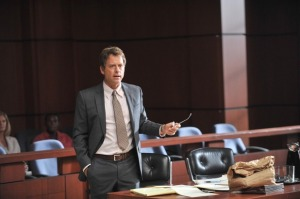 Greg Kinnear stars in 'Rake' as brilliant but self-destructive criminal defense lawyer who has a penchant for especially difficult clients. On Thursday we found out that he is taking a job with his best friend law firm because he has to in order to survive.
