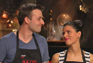 Seven with 'My Kitchen Rules' was #1 on Wednesday in Australia.